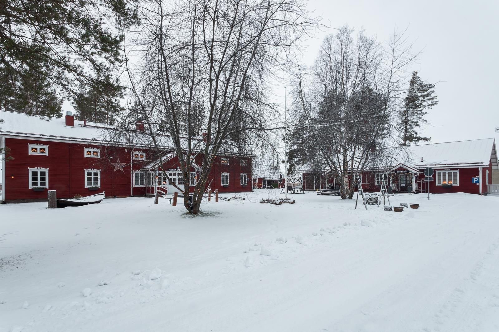 Peuhu Oulunsalo